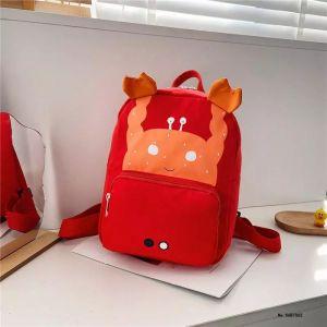 Sac à dos en forme animal pour enfant - Rouge - Sac à dos Sac à main
