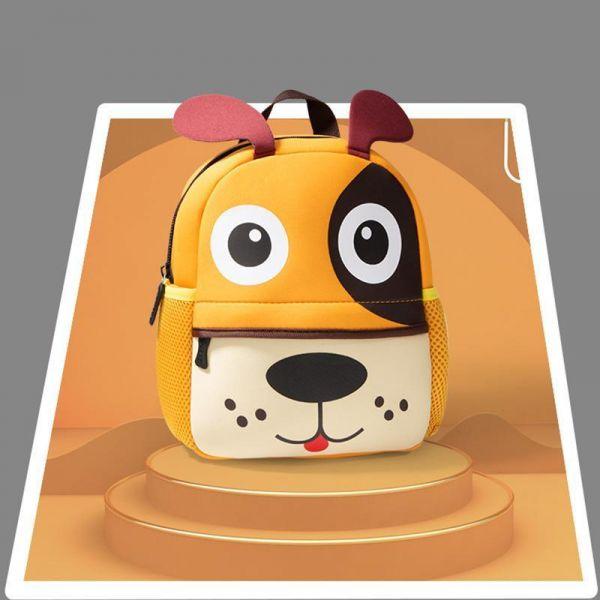 Sac À Dos Animaux 3D Pour Enfant - Orange - Sac À Dos Scolaire Sac À Dos Pour Enfants