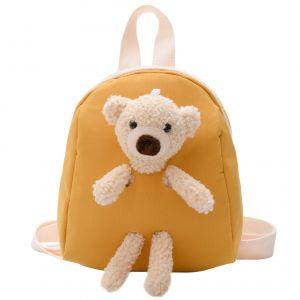 Petit sac à dos peluche ours - Sac à dos Peluche Sac