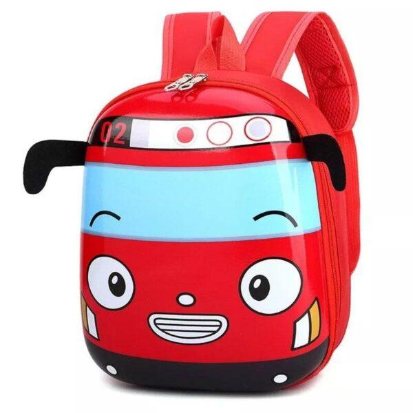 Sac À Dos Enfant En Forme De Bus - Sac À Dos Pour Enfants Sac À Dos Scolaire