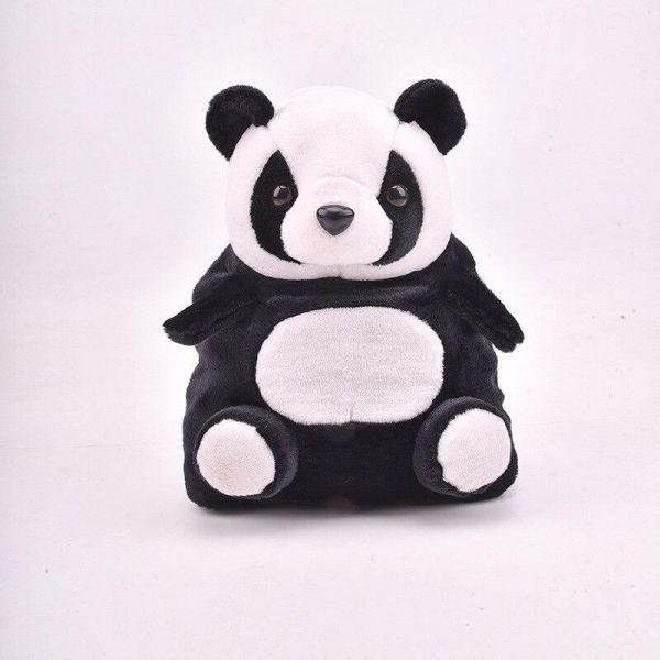 Mignon Sac À Dos Peluche Panda - Panda Géant Animal En Peluche