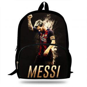 Sac à dos enfant imprimé Messi - Lionel Messi Sac à dos scolaire