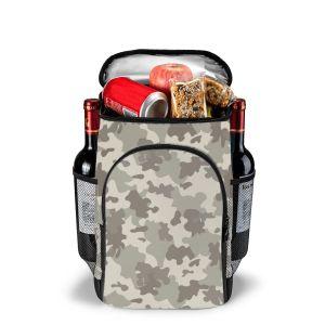 Sac à dos isotherme glacière style militaire - Sac Grand sac à dos