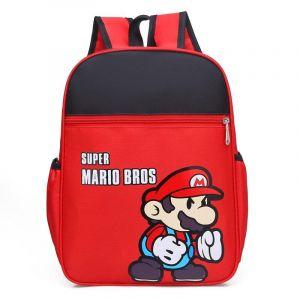 Sac à dos écolier imprimé Super Mario - Sac à dos Sac à dos pour enfants