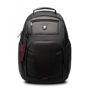 Sac à dos de grande capacité avec chargeur usb - Noir - Sac à dos pour ordinateur portable Sac à dos