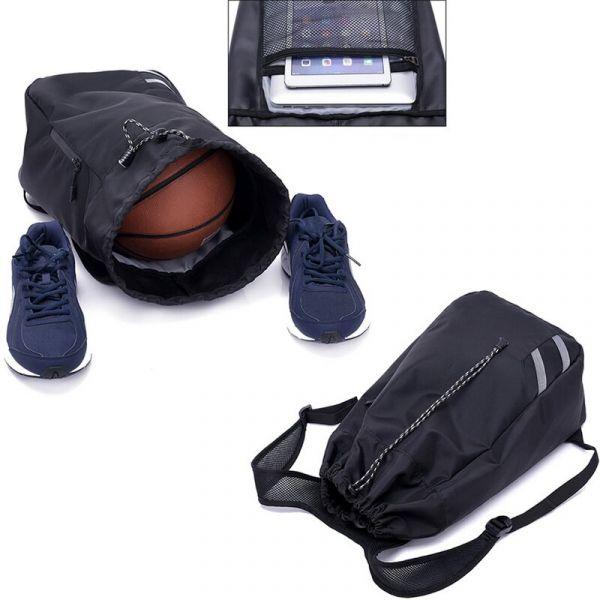 Sac À Dos Basket-Ball Noir