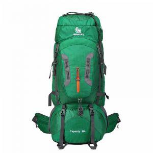 Grand sac à dos de randonnée - Vert foncé - Sac à dos de randonnée Sac à dos