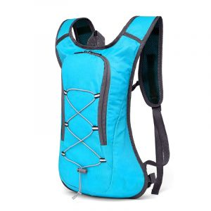 Sac à dos de randonnée respirant - Bleu - Sac à dos de randonnée Pack d'hydratation