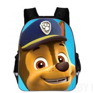 Sac à dos Chase pat'patrouille - Sac à dos scolaire Sac à dos pour enfants
