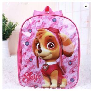 Sac à dos rose brillant pat'patrouille - Sac à dos pour enfants Sac à dos scolaire