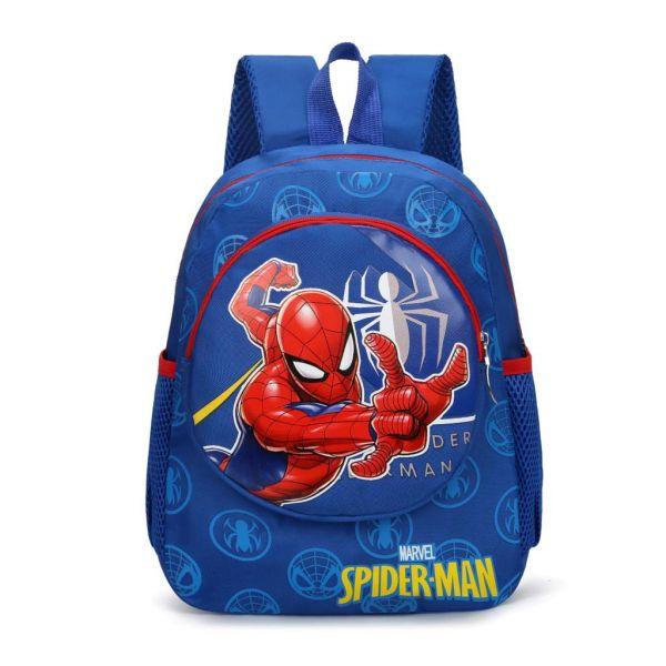 Sac À Dos Spiderman Mignon Et Coloré - Bleu - Sac À Dos Sac