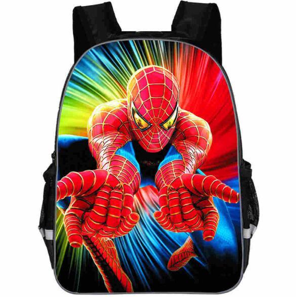 Sac À Dos The Amazing Spider-Man - Sac À Dos Scolaire Sac À Dos