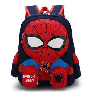Sac à dos tout doux Spider-Man - Sac à dos scolaire Sac à dos pour enfants
