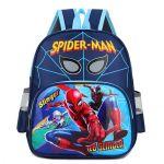 Sac à dos d'école Spiderman et ses amis - Sac à dos scolaire Sac
