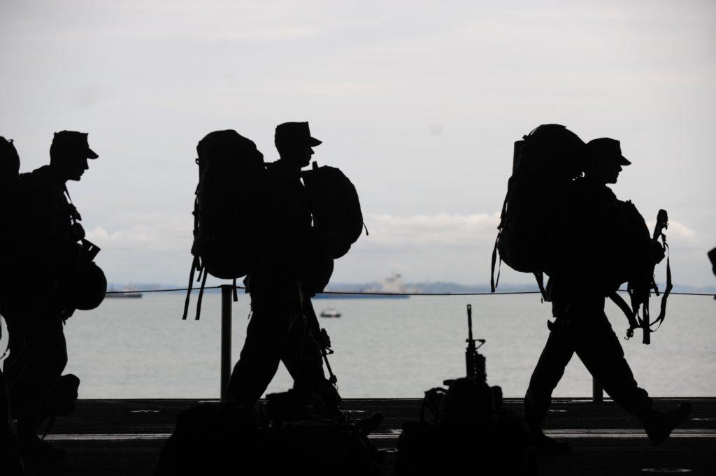 Grand Sac À Dos Militaire De 50L