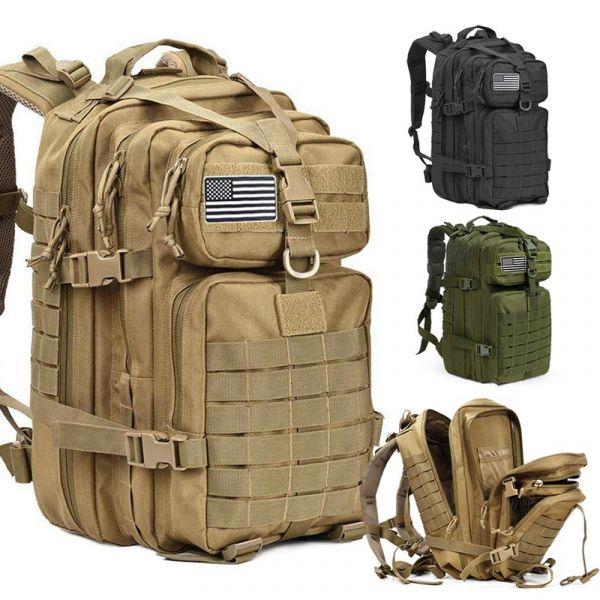 Grand Sac À Dos Militaire Spécial 50L