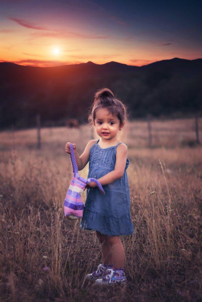 Sac À Dos Licorne Doux Pour Enfants