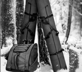 Sac À Dos Étanche De Grande Capacité Pour Chaussures Et Planche Snowboard Ou Skis